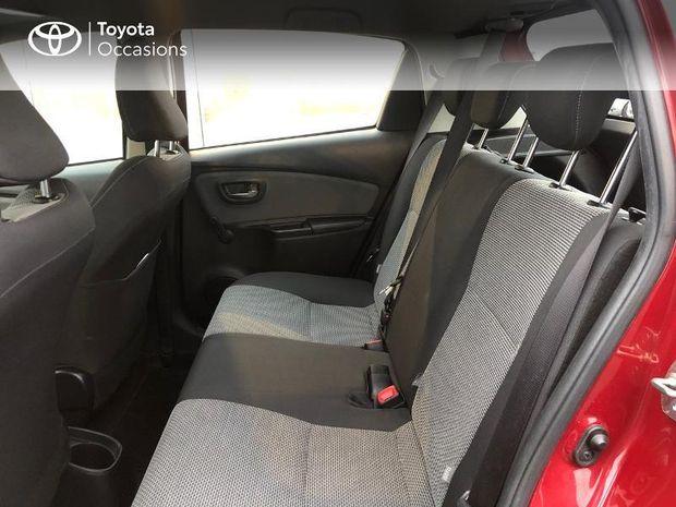 Photo miniature de la Toyota Yaris HSD 100h TechnoLine 5p 2017 d'occasion