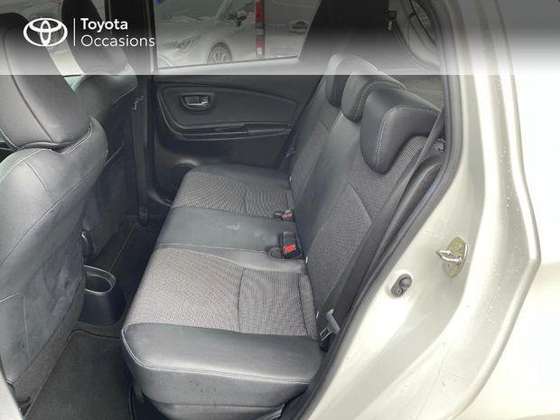 Photo miniature de la Toyota Yaris 100h Chic 5p 2017 d'occasion