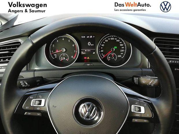 Photo miniature de la Volkswagen Golf 1.5 TSI 150 EVO DSG7 Match 2020 d'occasion