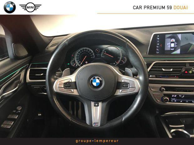 Photo miniature de la BMW Serie 7 Série 7 730dA xDrive 265ch M Sport 2017 d'occasion