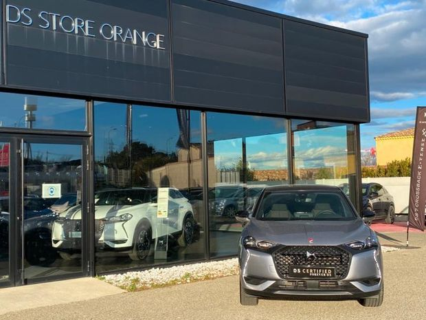 Photo miniature de la DS DS 3 Crossback PureTech 130ch Performance Line + Automatique 7cv 2020 d'occasion