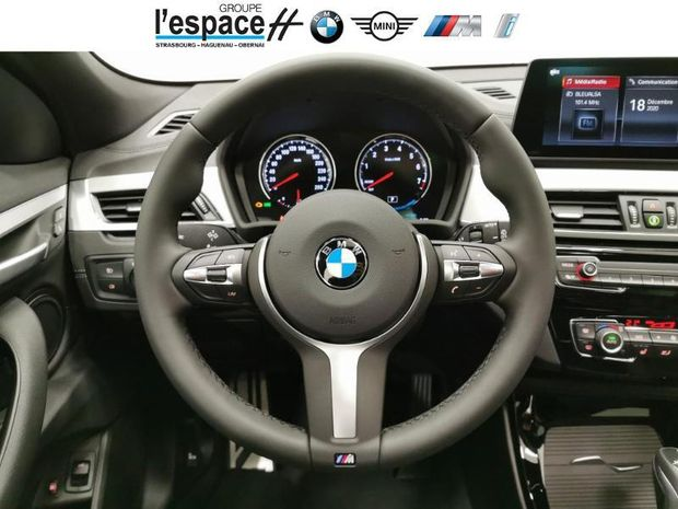 Photo miniature de la BMW X2 xDrive25eA 220ch M Sport Euro6d-T 2020 d'occasion