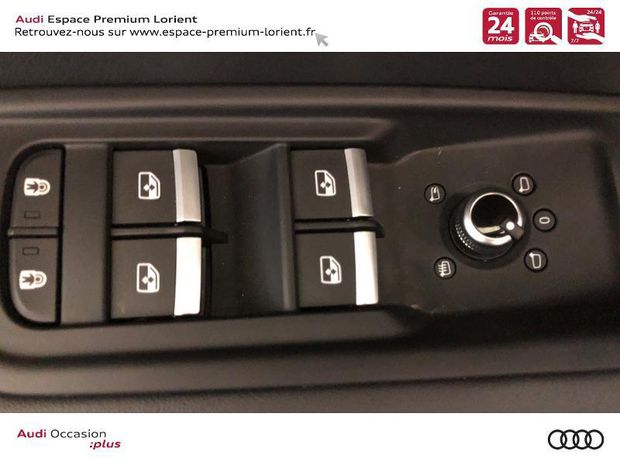 Photo miniature de la Audi A4 Avant 35 TDI 163ch Business line S tronic 7 9cv 2020 d'occasion