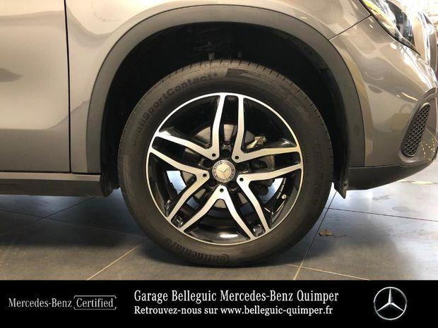 Photo miniature de la Mercedes GLA Classe  200 Inspiration 7G-DCT 2017 d'occasion