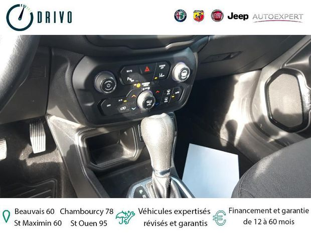 Photo miniature de la Jeep Renegade 1.6 MultiJet 120ch Brooklyn Edition BVR6 2019 d'occasion