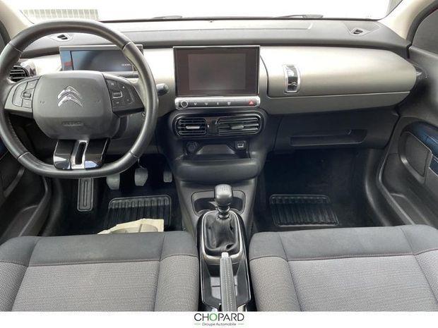 Photo miniature de la Citroën C4 Cactus BlueHDi 100ch S&S Feel E6.d-TEMP 2018 d'occasion