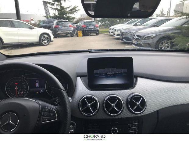 Photo miniature de la Mercedes Classe B 160 d 90ch Sensation 7G-DCT 2018 d'occasion