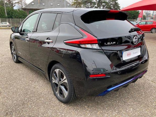 Photo miniature de la Nissan Leaf 150ch 40kWh N-Connecta 2018 2018 d'occasion