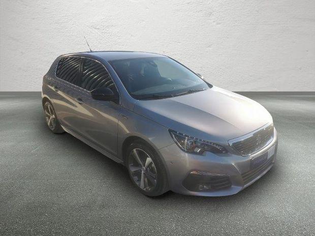 Photo miniature de la Peugeot 308 1.5 BlueHDi 130ch S&S GT Line 7cv 2020 d'occasion