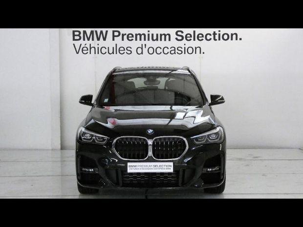 Photo miniature de la BMW X1 sDrive18dA 150ch M Sport 2020 d'occasion