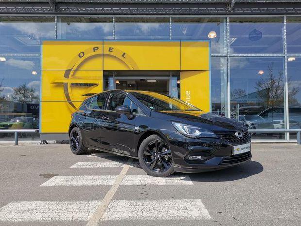 Photo miniature de la Opel Astra 1.5 D 122ch Ultimate 2020 d'occasion