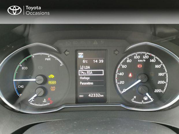 Photo miniature de la Toyota Yaris 100h Dynamic Business 5p 2017 d'occasion