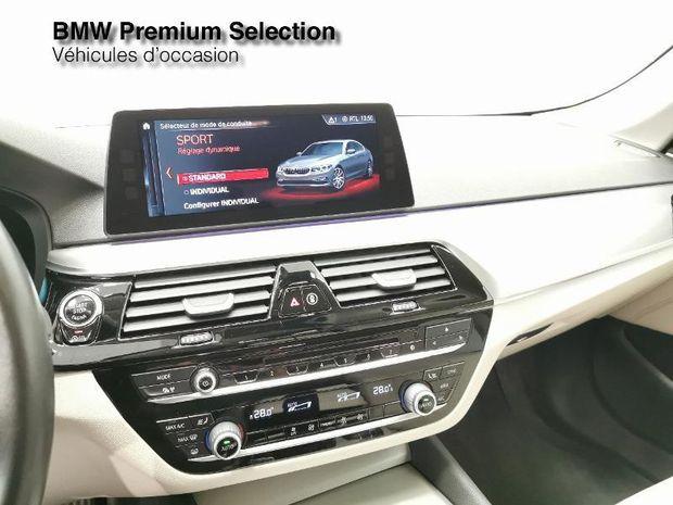 Photo miniature de la BMW Serie 5 530dA 265ch Executive 2017 d'occasion