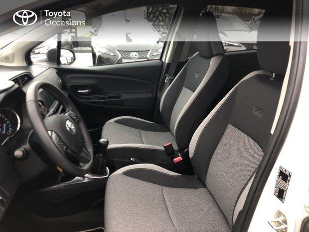 Photo miniature de la Toyota Yaris 70 VVT-i Design Y20 5p MY19 2019 d'occasion