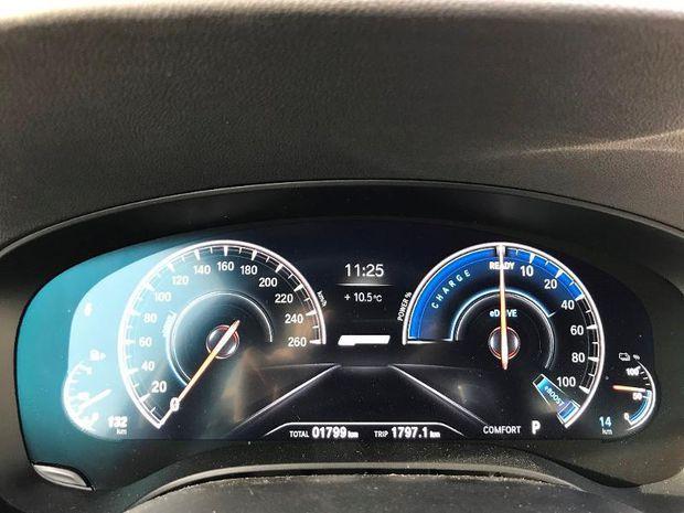 Photo miniature de la BMW Serie 5 530eA iPerformance 252ch M Sport Steptronic Euro6d-T 2018 d'occasion