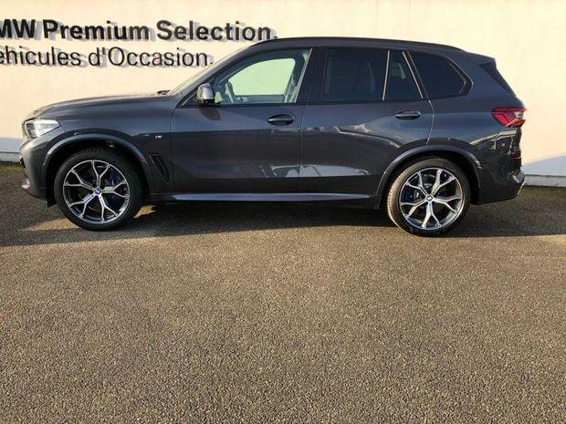 Photo miniature de la BMW X5 xDrive40iA 340ch M Sport 2020 d'occasion