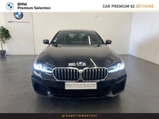 Photo miniature de la BMW Serie 5 Série 5 530eA xDrive 292ch M Sport Steptronic 2021 d'occasion