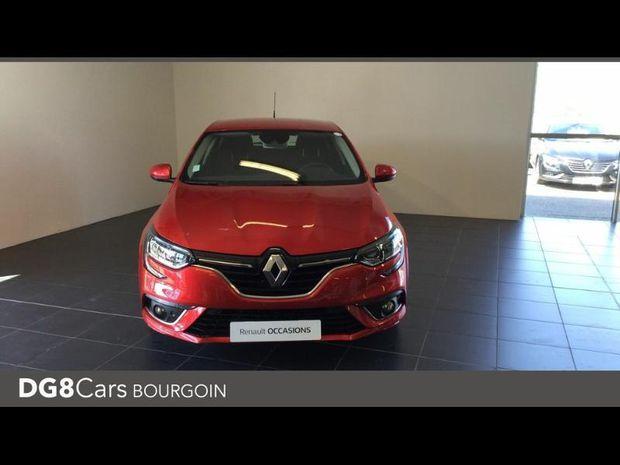 Photo miniature de la Renault Megane 1.3 TCe 140ch FAP Business 2019 d'occasion