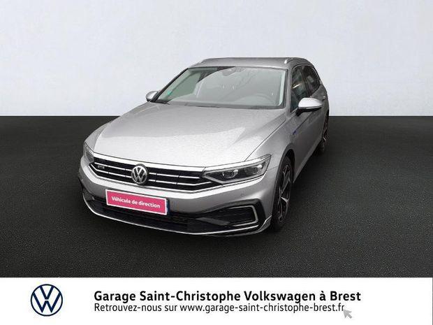 Photo miniature de la Volkswagen Passat SW 1.4 TSI 218ch Hybride Rechargeable GTE DSG6 2019 d'occasion