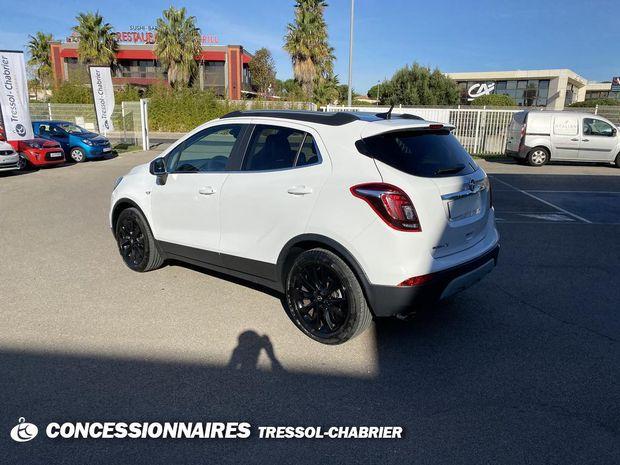 Photo miniature de la Opel Mokka X 1.6 CDTI - 136 ch 4x2 Black Edition 2019 d'occasion