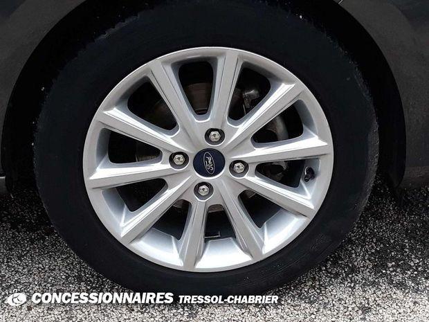 Photo miniature de la Ford Fiesta 1.0 EcoBoost 100 ch S&S BVM6 Titanium 2018 d'occasion