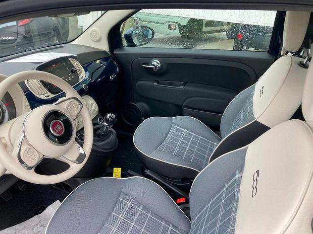 Photo miniature de la Fiat 500 1.0 70ch BSG S&S Lounge 2021 d'occasion