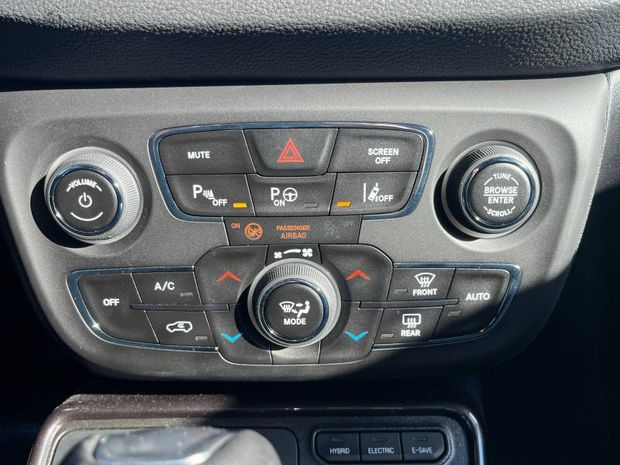 Photo miniature de la Jeep Compass 1.3 GSE T4 240ch Trailhawk 4xe PHEV AT6 2020 d'occasion