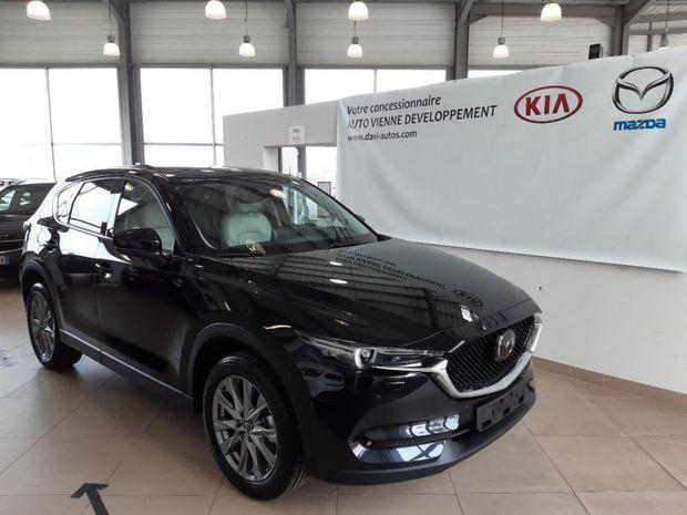 Photo miniature de la Mazda CX5 CX-5 2.2 SKYACTIV-D 150 Sélection 4x2 BVA Euro6d-T 2020 2020 d'occasion