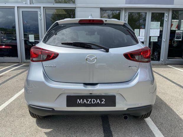 Photo miniature de la Mazda Mazda2 Mazda 2 1.5 SKYACTIV-G M-Hybrid 90ch Signature 5cv 2021 d'occasion