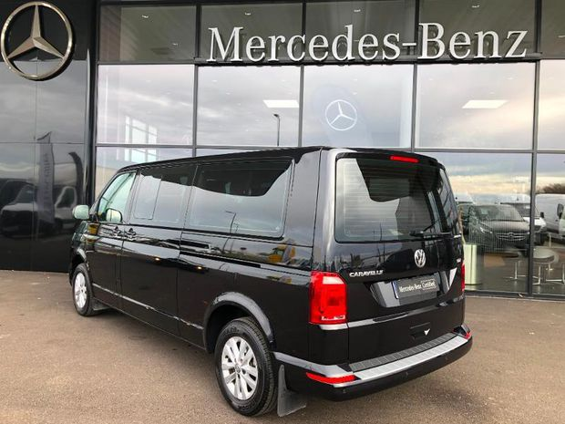 Photo miniature de la Volkswagen Caravelle 2.0 TDI 150 LONG 29900HT 2018 d'occasion