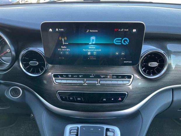 Photo miniature de la Mercedes EQV 300 Long Avantgarde 2020 d'occasion