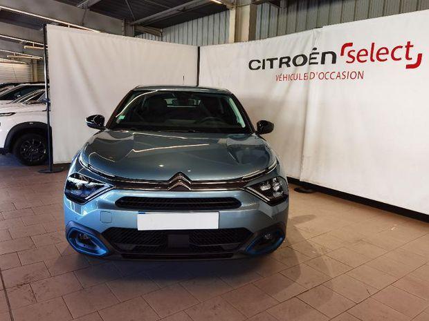 Photo miniature de la Citroën C4 Moteur électrique 136ch (100 kW) Feel Pack Automatique 2020 d'occasion