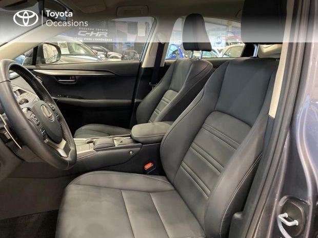 Photo miniature de la Lexus NX 300h 2WD Pack Business 2019 d'occasion