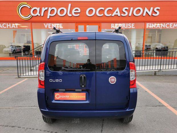 Photo miniature de la Fiat Qubo 1.3 Multijet 80 Lounge 2019 d'occasion