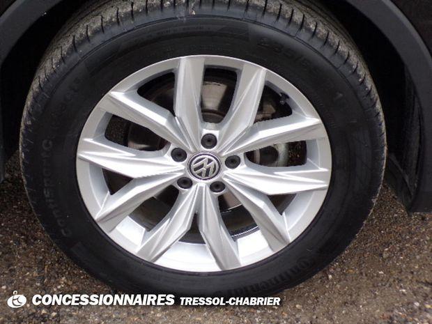 Photo miniature de la Volkswagen Tiguan 2.0 TDI 150 DSG7 Carat 2018 d'occasion