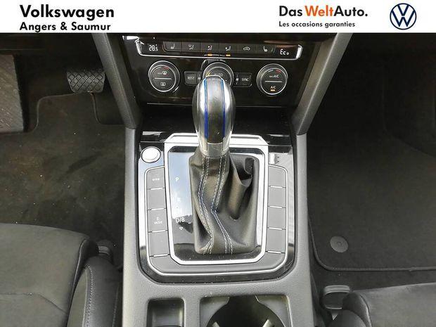 Photo miniature de la Volkswagen Passat SW 1.4 TSI 218 Hybride Rechargeable DSG6 GTE 2018 d'occasion