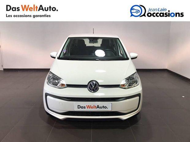 Photo miniature de la Volkswagen Up 1.0 75 BlueMotion Technology BVM5 Up! Connect 2019 d'occasion