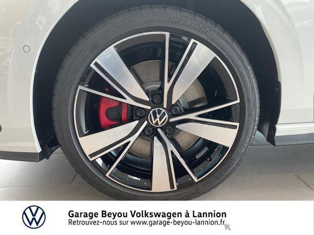 Photo miniature de la Volkswagen Golf 1.4 eHybrid 245ch GTE DSG6 2020 d'occasion