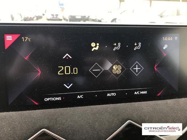 Photo miniature de la DS DS 3 Crossback PureTech 130ch Performance Line + Automatique 7cv 2020 d'occasion