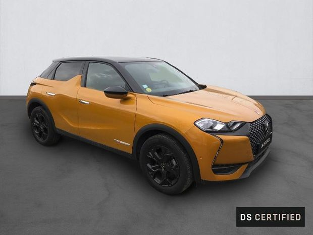 Photo miniature de la DS DS 3 Crossback BlueHDi 100ch Performance Line 2019 d'occasion