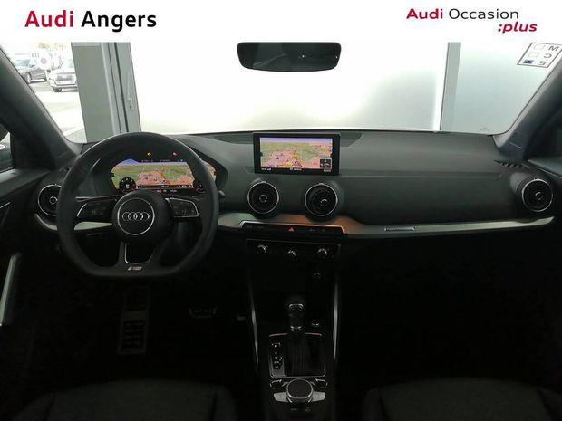 Photo miniature de la Audi Q2 35 TDI 150 S tronic 7 S Line 2020 d'occasion