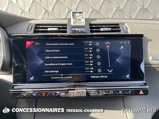 Photo miniature de la DS DS 7 DS7 Crossback BlueHDi 180 EAT8 Grand Chic 2019 d'occasion