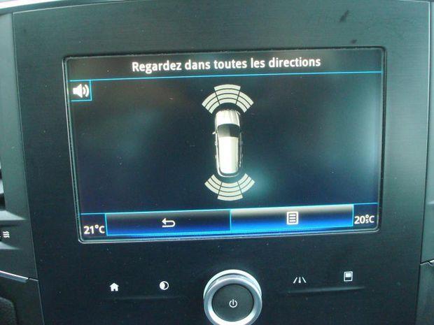Photo miniature de la Renault Megane Estate 1.5 dCi 110ch energy Business EDC 2018 d'occasion