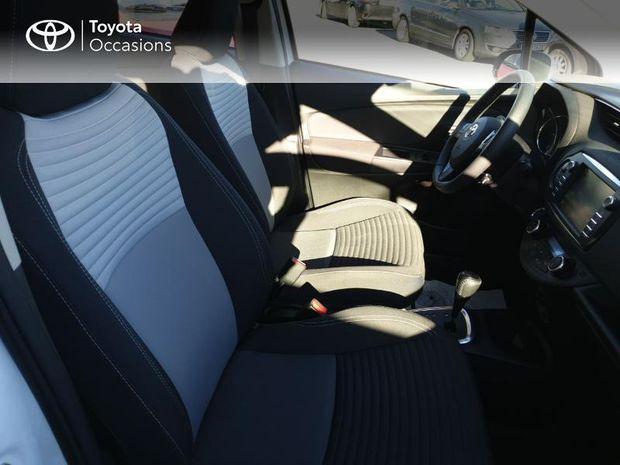Photo miniature de la Toyota Yaris 100h Dynamic 5p 2018 d'occasion