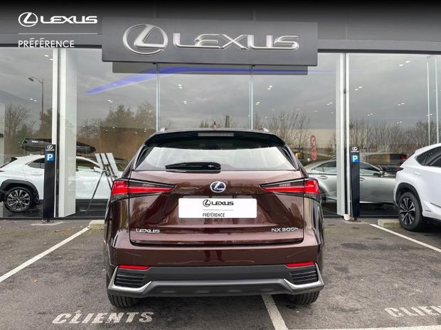 Photo miniature de la Lexus NX 300h 2WD Pack Euro6d-T 2018 d'occasion