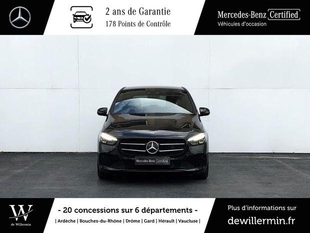 Photo miniature de la Mercedes Classe B 180 136ch Progressive Line Edition 2019 d'occasion