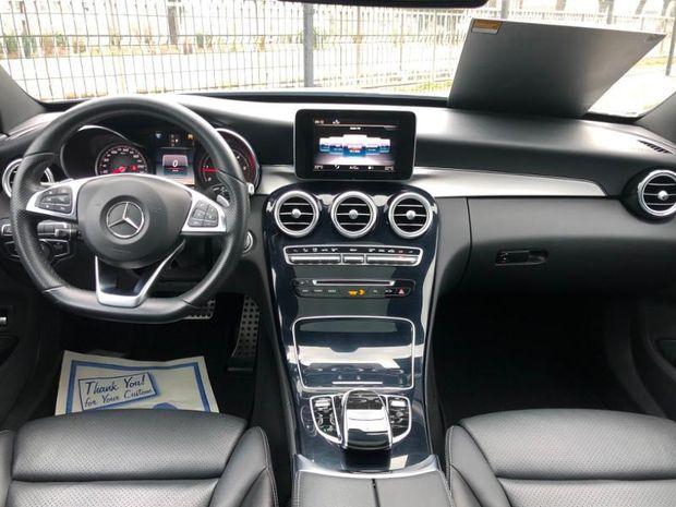 Photo miniature de la Mercedes Classe C Break 220 d Sportline 9G-Tronic 2017 d'occasion