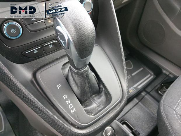 Photo miniature de la Ford Transit Connect L1 1.5 EcoBlue 100ch Cabine Approfondie Trend 2019 d'occasion