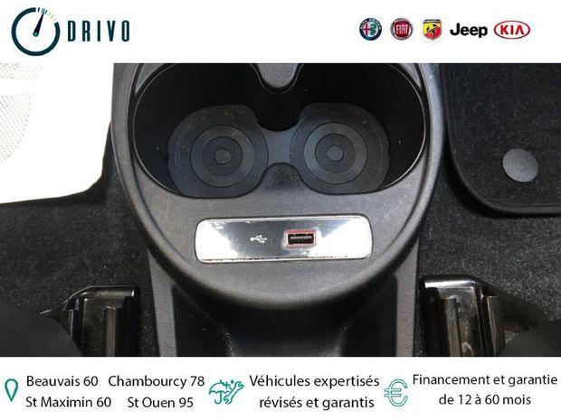 Photo miniature de la Fiat 500 1.2 8v 69ch Eco Pack Star 2019 d'occasion