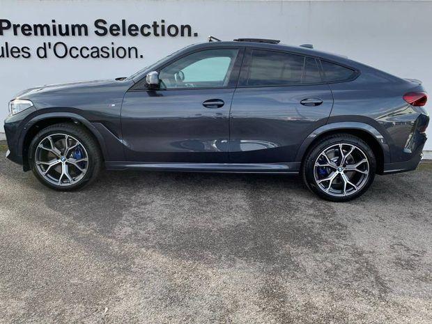 Photo miniature de la BMW X6 xDrive 30dA 265ch M Sport 2020 d'occasion